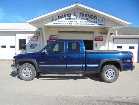 2002 Chevrolet Silverado 1500 LS XCab 4X4 Z71**1 Owner** for Sale  - 4558  - David A. Farmer, Inc.