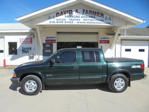 2002 Chevrolet S10  - David A. Farmer, Inc.