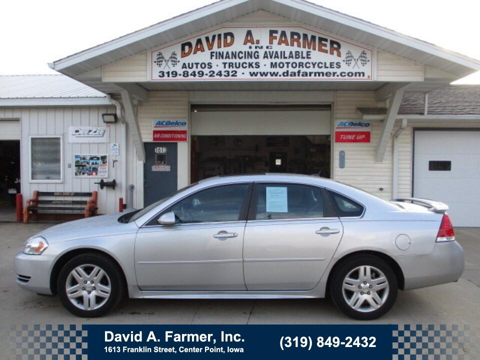 2012 Chevrolet Impala  - David A. Farmer, Inc.