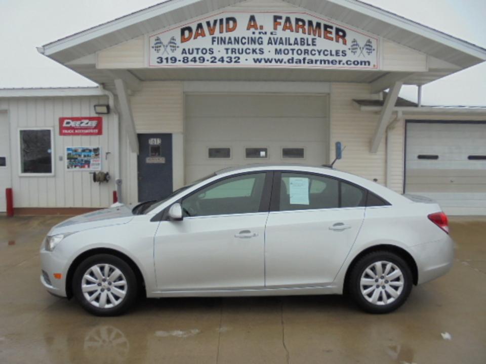 2011 Chevrolet Cruze  - David A. Farmer, Inc.
