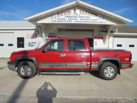 2004 Chevrolet Silverado 1500 Crew Cab Z71 4X4 for Sale  - 4562  - David A. Farmer, Inc.