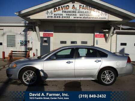 2010 Chevrolet Impala LTZ 4 Door**Heated Leather/Low Miles** for Sale  - 4891  - David A. Farmer, Inc.