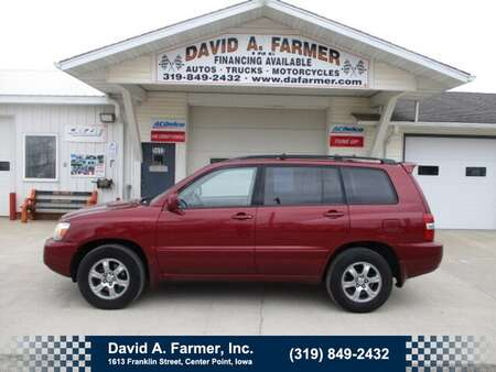 2007 Toyota Highlander Base FWD**Sunroof/Sharp** for Sale  - 4923  - David A. Farmer, Inc.