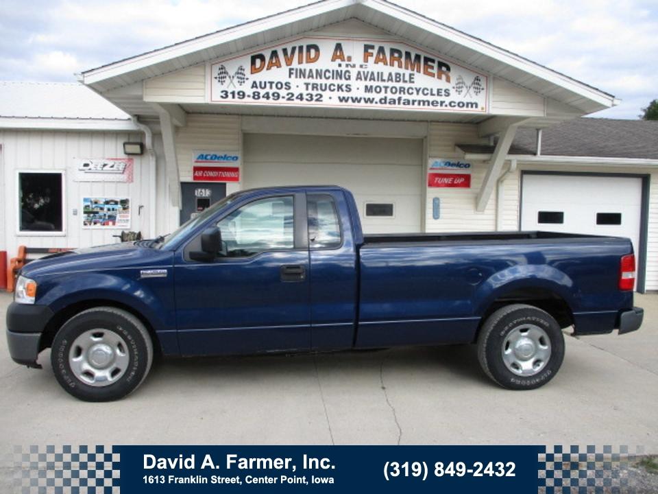 2007 Ford F-150 XL Regular Cab 4X2 Long Box  - 4790-1  - David A. Farmer, Inc.