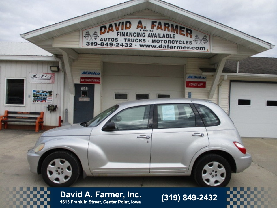 2007 Chrysler PT Cruiser Base**Low Miles**  - 4795  - David A. Farmer, Inc.