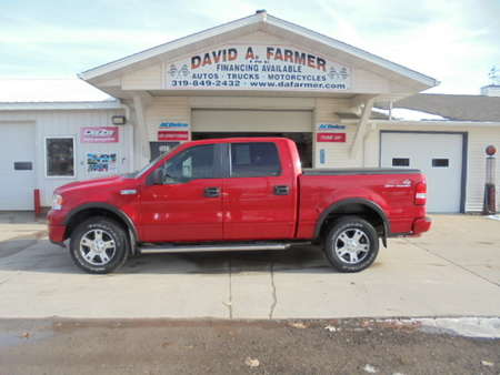 2007 Ford F-150 Super Crew FX4 4X4**Low Miles** for Sale  - 4587  - David A. Farmer, Inc.
