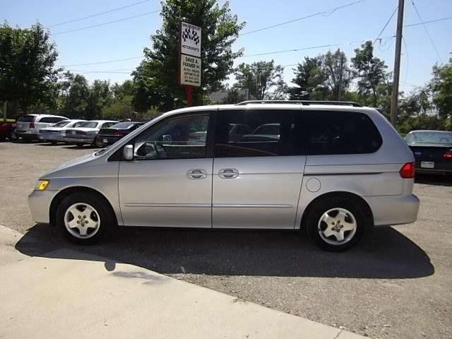 2001 Honda Odyssey EX 5 Door Van