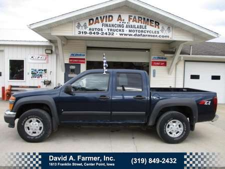 2008 Chevrolet Colorado LT Crew Cab 4X4 Z71**1 Owner** for Sale  - 4751  - David A. Farmer, Inc.