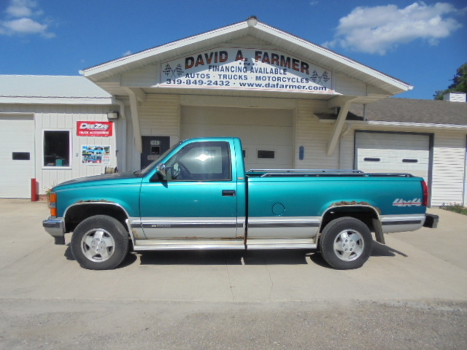 1994 Chevrolet Silverado 1500  - David A. Farmer, Inc.