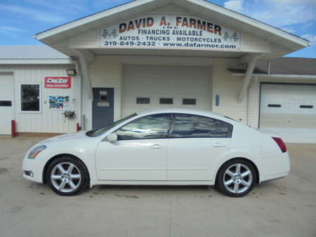 2006 Nissan Maxima SE 4 Door**2 Owner/Low Miles** for Sale  - 4463  - David A. Farmer, Inc.
