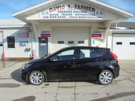 2013 Hyundai Accent GLS 4 Door Hatchback**Low Miles** for Sale  - 4585  - David A. Farmer, Inc.