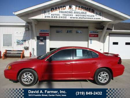 2004 Pontiac Grand Am SE 4 Door**Low Miles** for Sale  - 4900  - David A. Farmer, Inc.