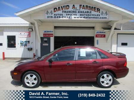 2007 Ford Focus ZX4 SES 4 Door**1 Owner/Low Miles** for Sale  - 4693  - David A. Farmer, Inc.