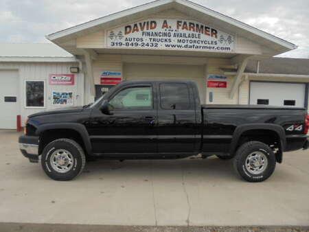 2004 Chevrolet Silverado 2500 HD LT XCab 4X4**Diesel/Low Miles** for Sale  - 4592  - David A. Farmer, Inc.