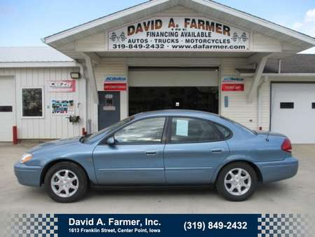 2005 Ford Taurus SEL 4 Door**Leather/Sunroof/Low Miles** for Sale  - 4679  - David A. Farmer, Inc.