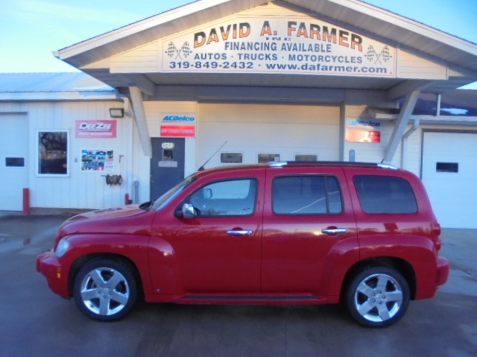 2008 Chevrolet HHR Wagon 4 Door LT**Low Miles/Sunroof/Remote Start**  - 4578-1  - David A. Farmer, Inc.