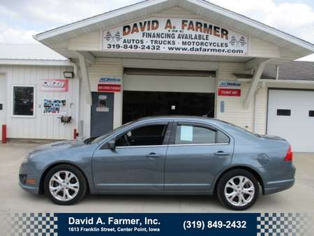 2012 Ford Fusion SE 4 Door**Low Miles/Sunroof** for Sale  - 4690  - David A. Farmer, Inc.