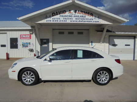 2010 Chrysler Sebring Limited 4 Door**Leather/Low Miles** for Sale  - 4472  - David A. Farmer, Inc.