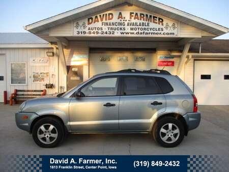 2005 Hyundai Tucson GL FWD 4 Door**1 Owner/Low Miles/84K** for Sale  - 4902  - David A. Farmer, Inc.
