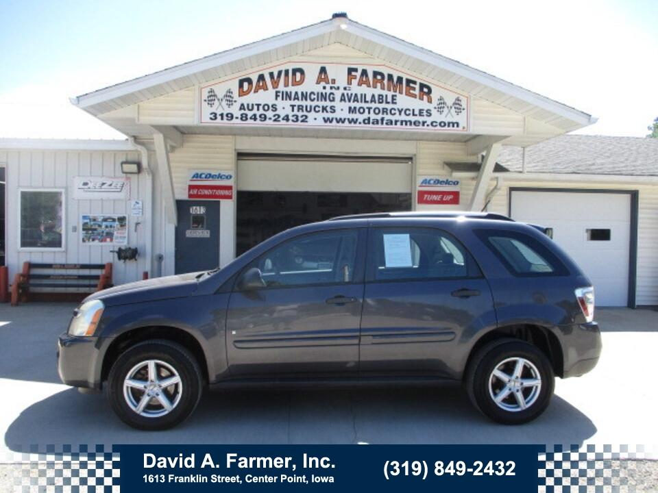 2007 Chevrolet Equinox LS 4 Door FWD**1 Owner/Low Miles/120K**  - 4971  - David A. Farmer, Inc.