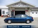 2002 Saturn SL  - David A. Farmer, Inc.
