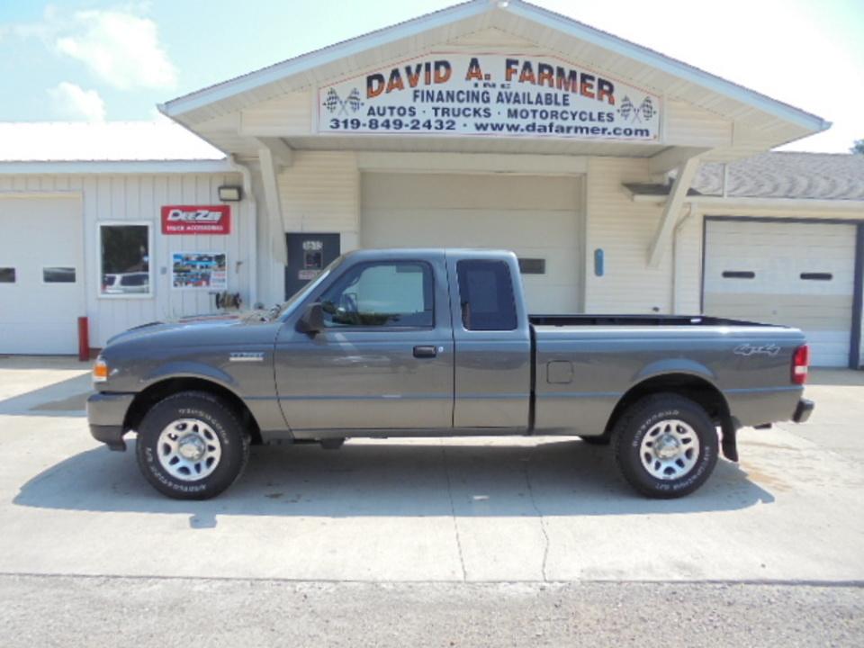 2010 Ford Ranger  - David A. Farmer, Inc.