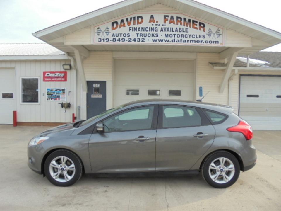 2013 Ford Focus  - David A. Farmer, Inc.