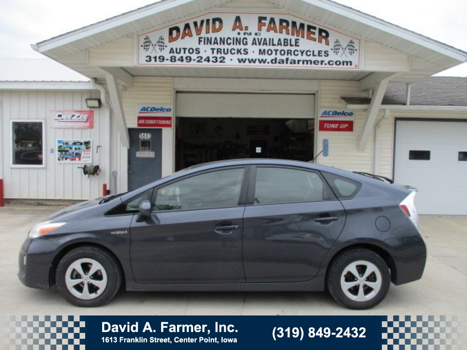 2012 Toyota Prius Hybid LiftBack 5 Door  - 4705  - David A. Farmer, Inc.