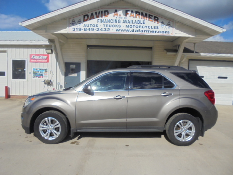 2011 Chevrolet Equinox  - David A. Farmer, Inc.