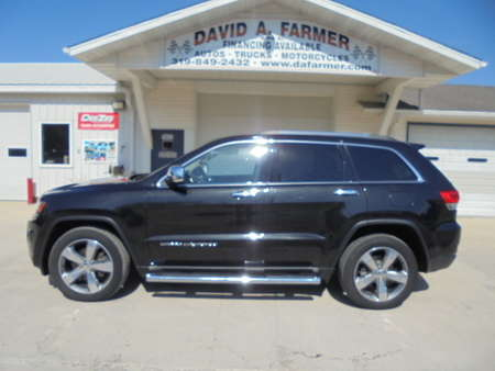 2014 Jeep Grand Cherokee Limited 4X4**Heated&Cooled Leather/Navigation** for Sale  - 4324  - David A. Farmer, Inc.