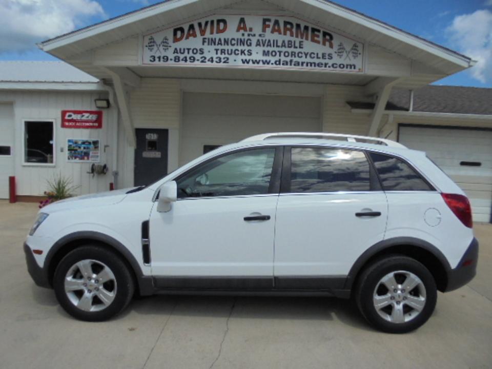 2013 Chevrolet Captiva  - David A. Farmer, Inc.
