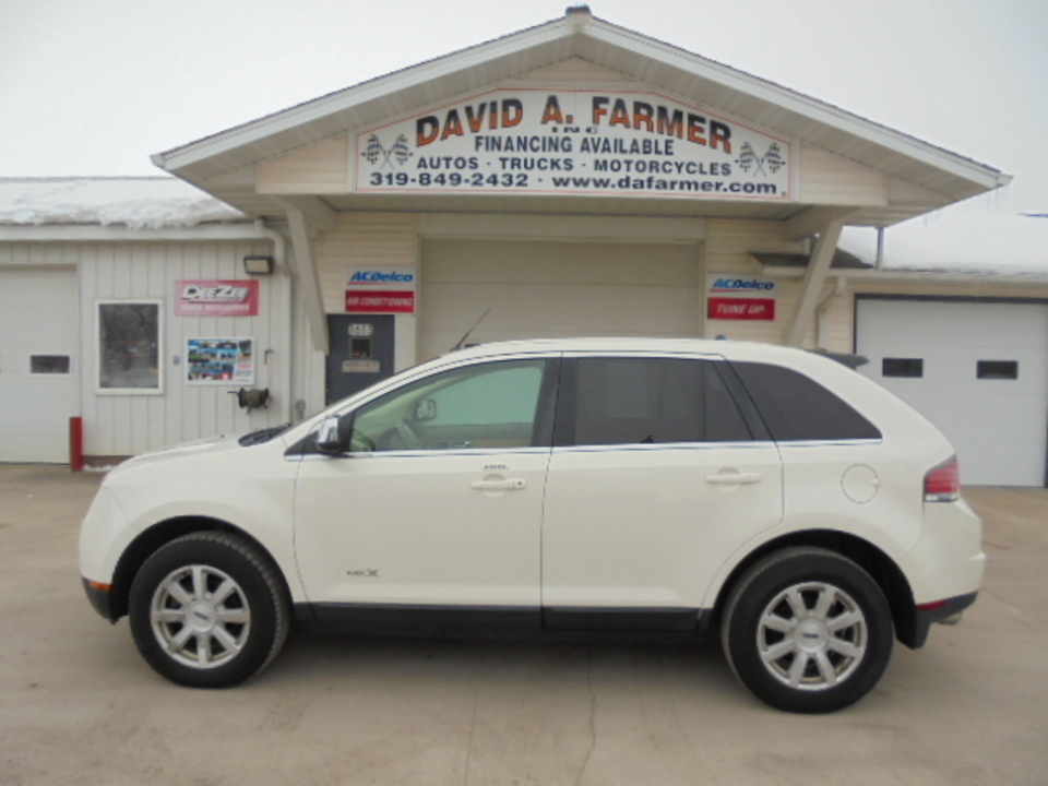 2007 Lincoln MKX 4 Door FWD**Heated Leather/New Tires**  - 4633  - David A. Farmer, Inc.