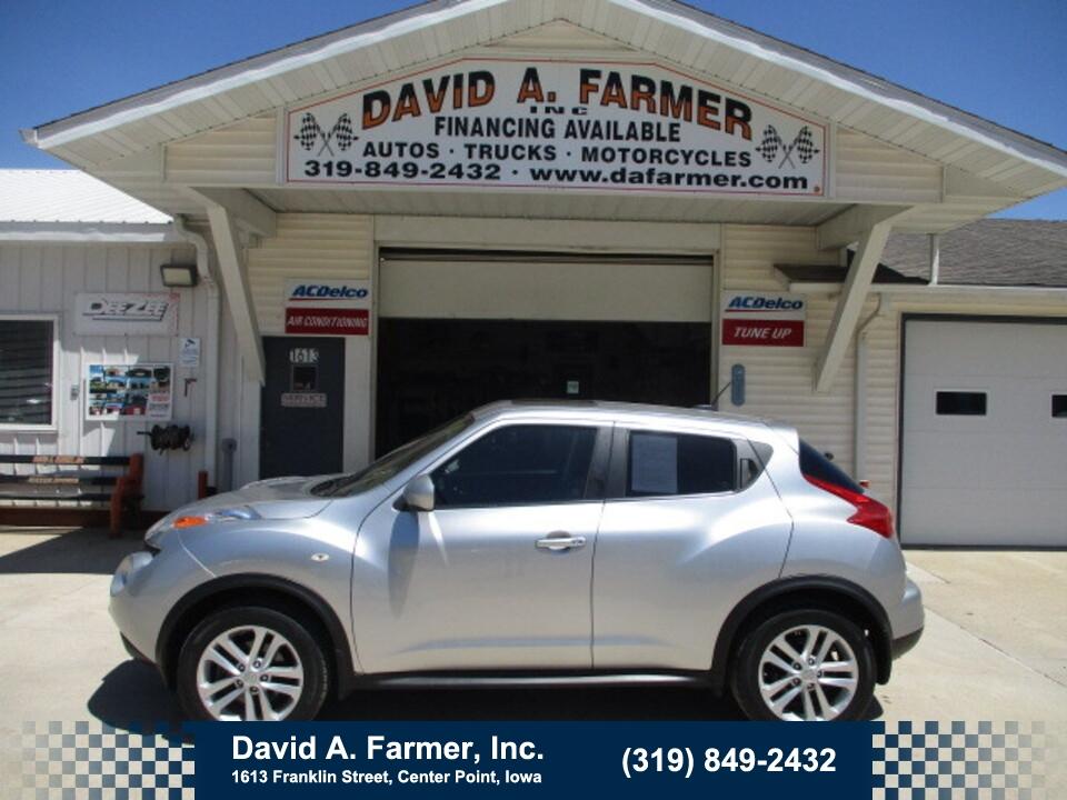 2011 Nissan Juke SL AWD**Heated Leather/Navigation/Sunroof/114K**  - 4975  - David A. Farmer, Inc.