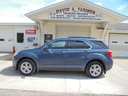 2012 Chevrolet Equinox 2LT AWD**Heated Leather/New Tires** for Sale  - 4356  - David A. Farmer, Inc.