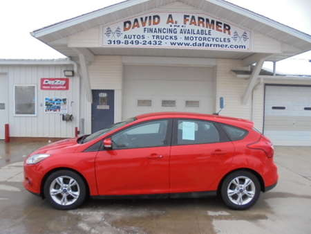2013 Ford Focus SE Hatchback**1 Owner/Low Miles** for Sale  - 4405  - David A. Farmer, Inc.