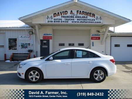2014 Chevrolet Cruze LT 4 Door for Sale  - 4758  - David A. Farmer, Inc.