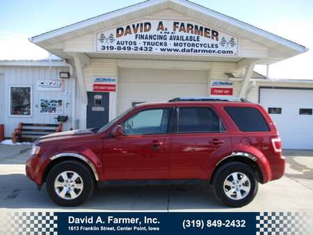 2012 Ford Escape Limited 4 Door 4X4**Heated Leather/Sunroof** for Sale  - 4851  - David A. Farmer, Inc.