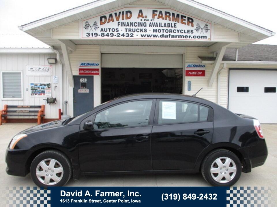 2010 Nissan Sentra  - David A. Farmer, Inc.