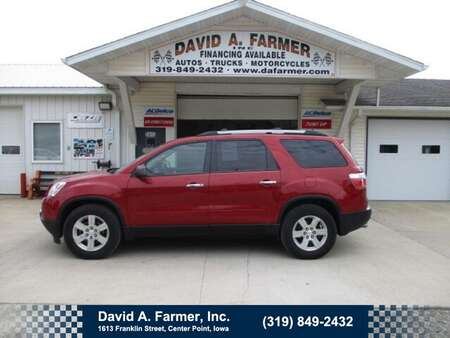 2012 GMC Acadia SLE FWD**Low Miles/108K/Heated Seats/DVD** for Sale  - 5036  - David A. Farmer, Inc.