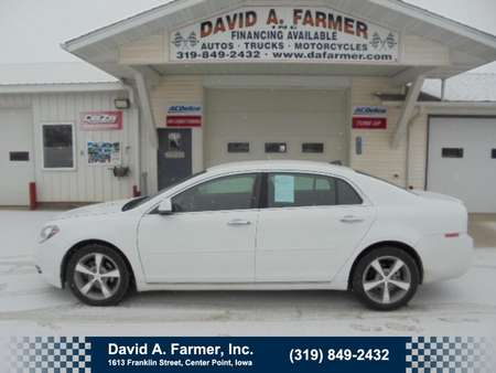 2012 Chevrolet Malibu LT 4 Door**Low Miles/Remote Start** for Sale  - 4525  - David A. Farmer, Inc.