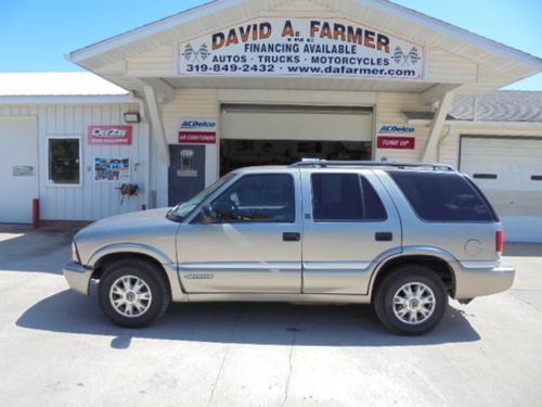 1999 GMC Envoy/Jimmy  - David A. Farmer, Inc.