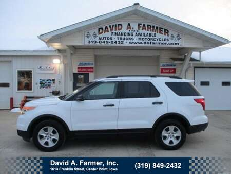 2014 Ford Explorer Base 4 Door 4X4**1 Owner/Low Miles/New Tires** for Sale  - 4853  - David A. Farmer, Inc.