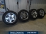 2011 Chevrolet Silverado 2500 20 Inch Chevy Wheels and Tires!!!  - 1111  - David A. Farmer, Inc.