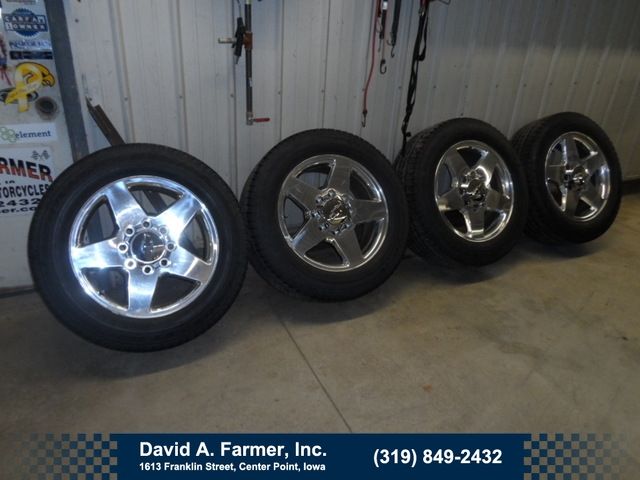 2011 Chevrolet Silverado 2500  - David A. Farmer, Inc.