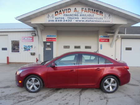 2011 Chevrolet Cruze 2LT 4 Door**Loaded/Low Miles** for Sale  - 4617  - David A. Farmer, Inc.