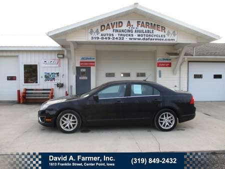 2012 Ford Fusion SEL 4 Door**1 Owner/Sunroof/Leather** for Sale  - 4705  - David A. Farmer, Inc.