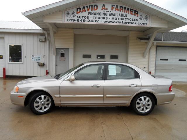 2004 Kia Optima EX 4 Door Sedan**1 Owner/New Tires/Leather** 1 OWNER!  LOADED!