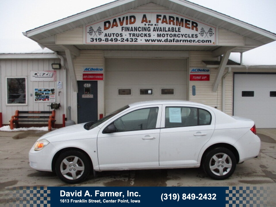 2007 Chevrolet Cobalt LS 4 Door**1 Owner/Low Miles**  - 4847  - David A. Farmer, Inc.