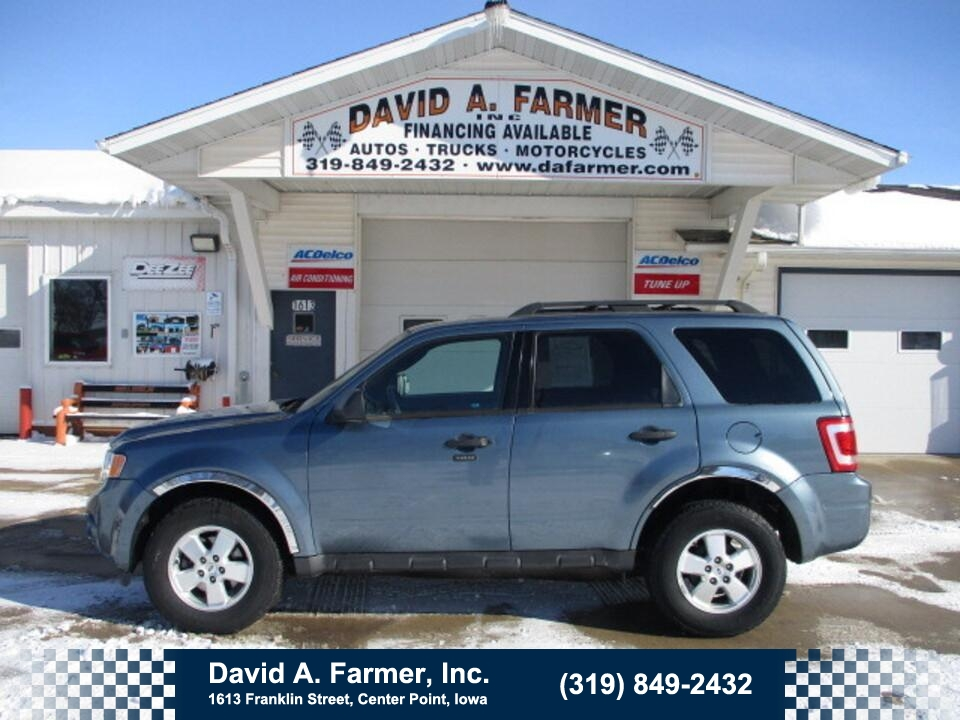 2012 Ford Escape XLT 4 Door FWD**1 Owner/Low Miles/Leather/Sunroof*  - 4867  - David A. Farmer, Inc.