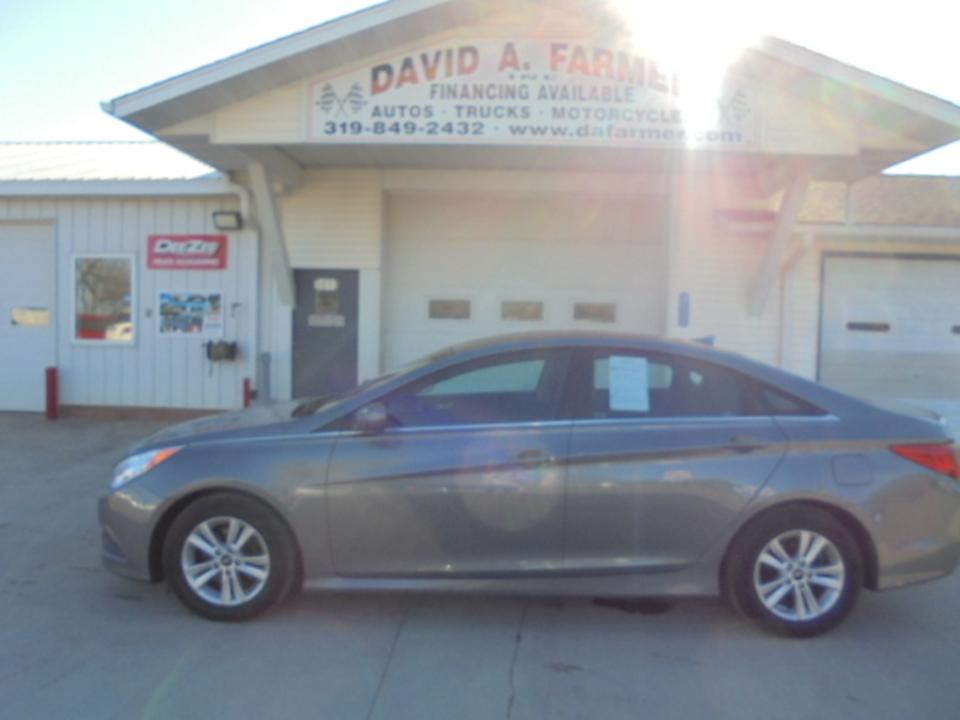 2014 Hyundai Sonata  - David A. Farmer, Inc.